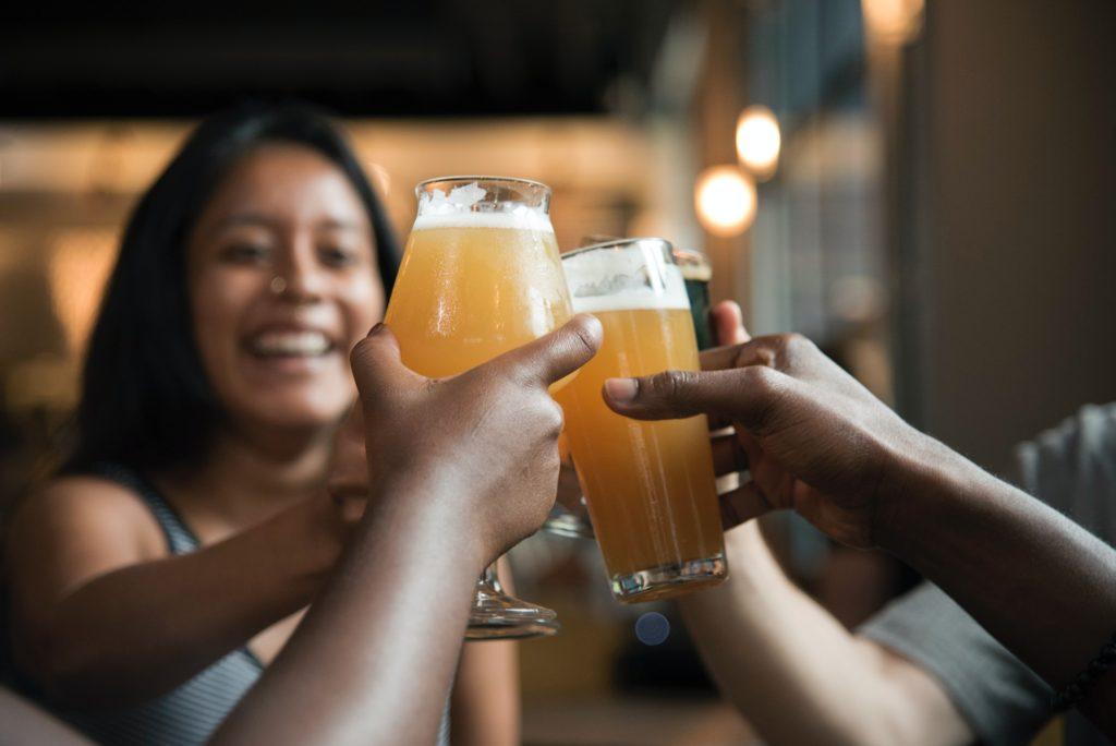 Nalewak do piwa wesele